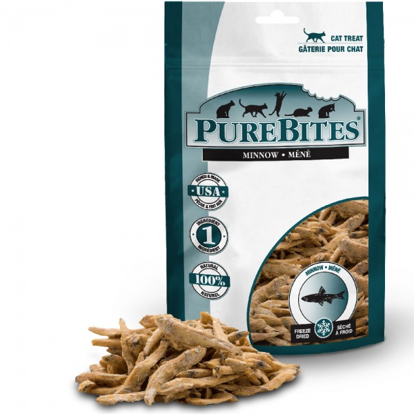 PureBites Minnow Cat Treat (1.09 oz)