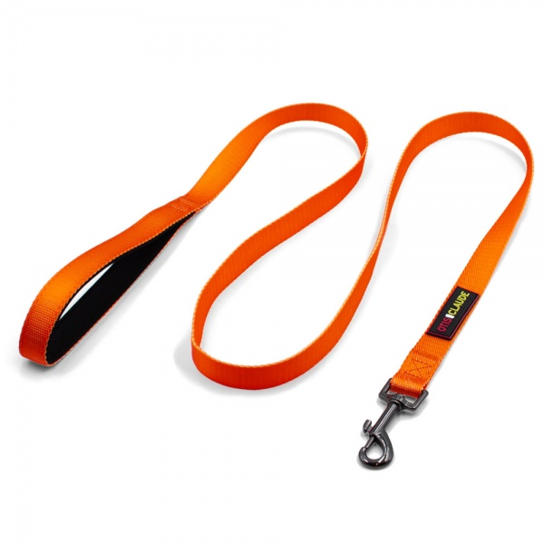 Otis & Claude Nylon Dog Leash Medium - Turmeric