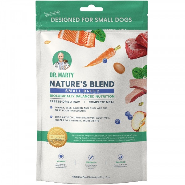 Dr. Marty - Small Breed Dog Food (6 oz)