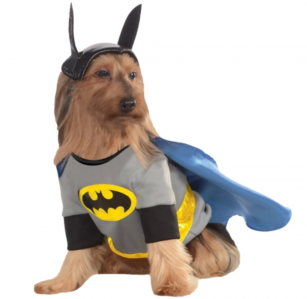 Batman Dog Costume (XLarge)