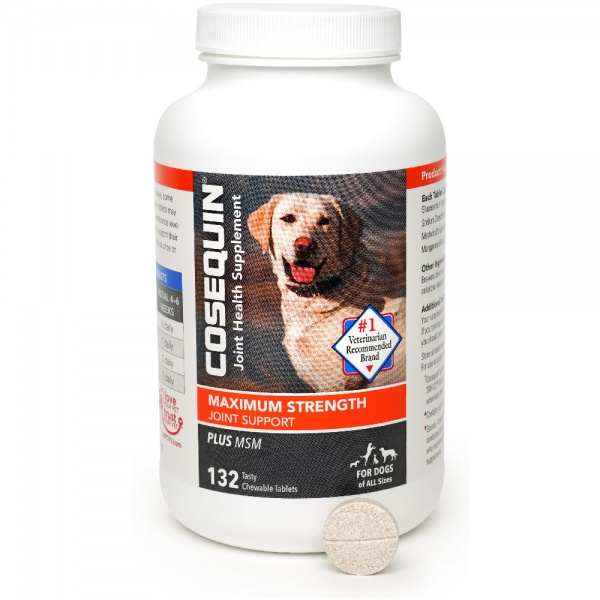 Cosequin Maximum Strength (132 chewable tablets)