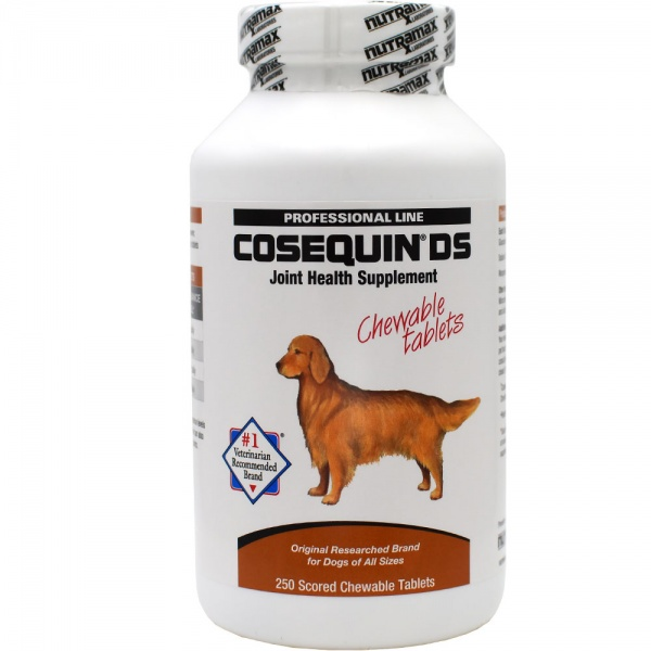 Cosequin DS - (250 chewable tablets)